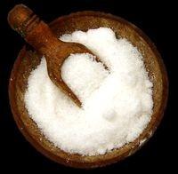Соль и приворот