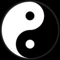 Инь - янь магический символ равновесия
