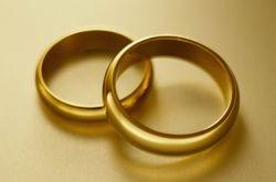 Кольца - символ соединения судеб любимых