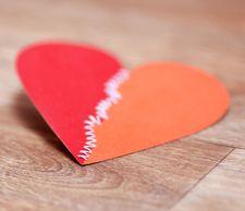 Сердце - символ семейных отношений