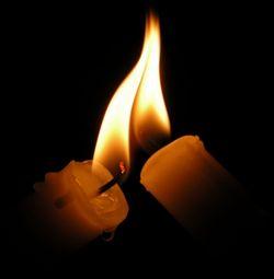 Две свечи для приворота
