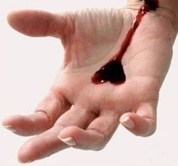Кровь и магия приворота