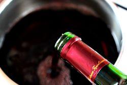 Вино и магия приворота