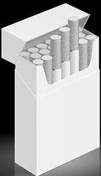 Пачка сигарет для приворота