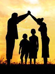 Хорошие семейные отношения